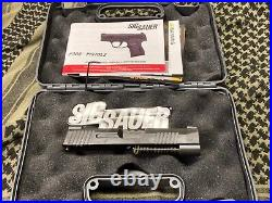 Sig Sauer Factory OEM Complete P365 XL Slide Assembly With Matching Box 9mm