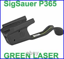 Sig Sauer Lima 365 Green Laser Sight for P365 Pistols OPEN BOX