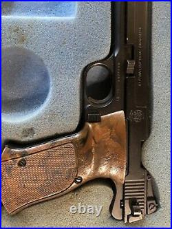 Smith & Wesson 78G. 22 Pistol Factory Box, Needs Resealed