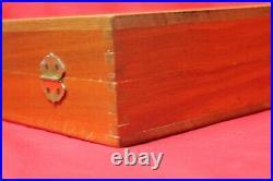Smith & Wesson Presentation Case S&w 25 27 29 625 627 629 S&w Box 6.5 Barrel