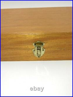 Smith Wesson presentation case box N frame 4 inch Model 29 27 57 24 629 24 25