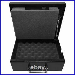 Stealth Original Handgun Safe Pistol Box Steel Conceal Weapon Strong Storage