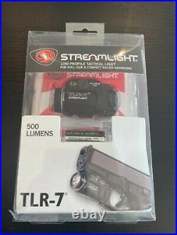 Streamlight TLR-7 69420 New in box 500 Lumens Fits standard rail size