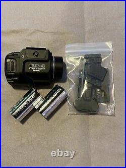 Streamlight TLR8 Gun Light With Red Laser. Open Box
