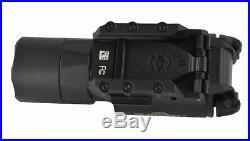 SureFire X300U-A Ultra 1000 Lumens LED WeaponLight with 12x CR123 & Battery Box