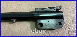 Thompson Center Arms Contender 22 LR 10 Octagon Barrel G1 With Box