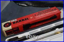 Thompson Center Contender Super 14 Pistol Barrel 7mm TCU with Box / Bomar sight