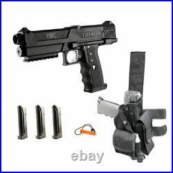 Tippmann TiPX Deluxe Paintball Gun Pistol Kit Black NEW IN BOX