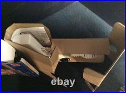 VINTAGE MATTEL BATTLESTAR GALACTICA LASERMATIC PISTOL With BOX & INSERT