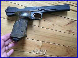 VINTAGE SMITH & WESSON FACTORY MODEL 79G. 177 CAL. CO2 AIR PISTOL N BOX WithPAPERS