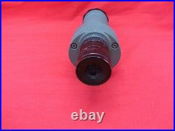 VTG GIL HEBARD 2 GUN PISTOL CASE RANGE BOX KOWA 11-33x 50mm SPOTTING SCOPE