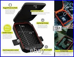 Vaultek LifePod Secure Waterproof Travel Case Rugged Electronic Lock Box Travel