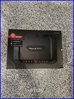 Vaultek Pro Series VTi Biometric Full Size Valuables/ Gun Safe- Black Open Box