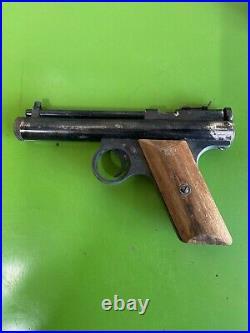 Vintage Benjamin Mod. 257.177 cal Co2 Gas Air Pistol-Box, Docs, Pellets and Co2