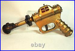 Vintage Boxed & Sparks 1945 Buck Rogers U-235 Atomic Pistol by Daisy