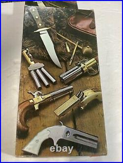 Vintage Classic Arms, PEPPER BOX & Partial CLASSIC TWISTER Kits. NICE