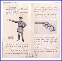 Vintage Colt Woodsman Automatic Pistol. 22 Cal Long Rifle Original Box Manual +