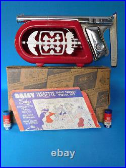 Vintage Daisy Targette. 118 Pistol Complete As Sold New Extremely Rare Box