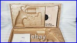 Vintage Genuine Factory Colt Python 357 Magnum 6 RARE Box & Packaging