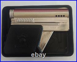 Vintage Lighter IMCO 6900 Gunlite Pistol Shape + BOX
