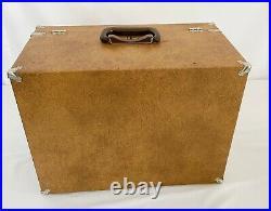 Vintage Pachmayr Sure Grip Super Deluxe Gun Pistol Case Range Box Lok-Grip USA