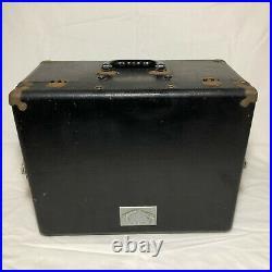 Vintage Pistol Gun Range Case Box