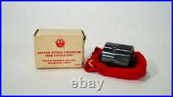 Vintage Sturm Ruger Old Model Single-Six NOS in Box Fitted Extra Cylinder. 22WMR