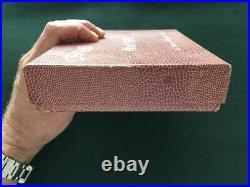 Vintage Walther Alligator PPK Dural Box / Case, Manual & Cleaning Rod 22lr
