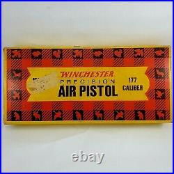 Vintage Winchester Air Pistol 1969-73 Model A35317.177 Caliber Original Box