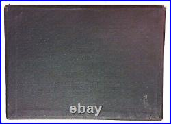 Webley & Scott Ltd 7.65mm 32 Automatic Pistol Purple Factory Box + Cleaning Rod